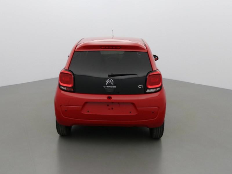 Photo 5 de l'offre de CITROEN C1 SHINE à 13810€ chez Centrale auto marché Périgueux