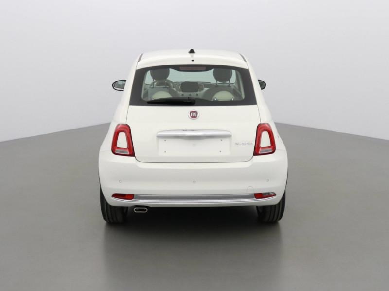 Photo 5 de l'offre de FIAT 500 SERIE 8 LOUNGE à 13960€ chez Centrale auto marché Périgueux