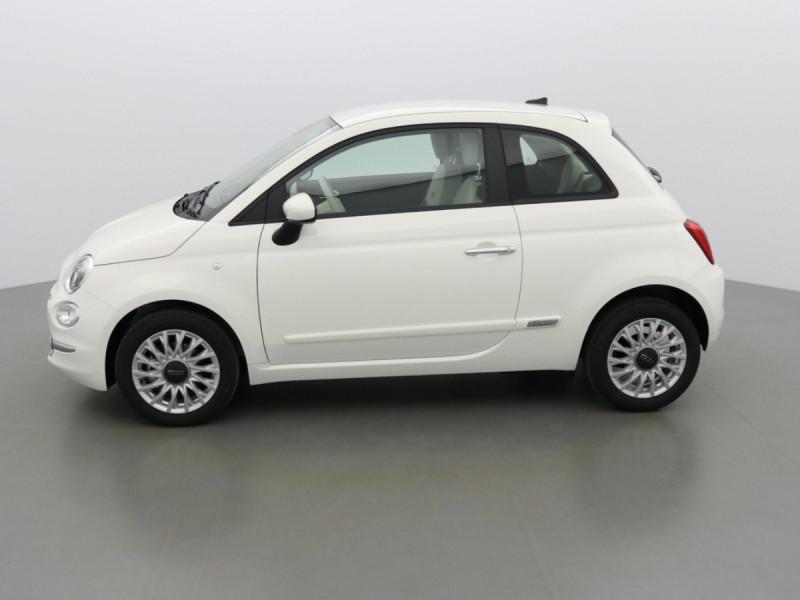 Photo 4 de l'offre de FIAT 500 SERIE 8 LOUNGE à 13960€ chez Centrale auto marché Périgueux