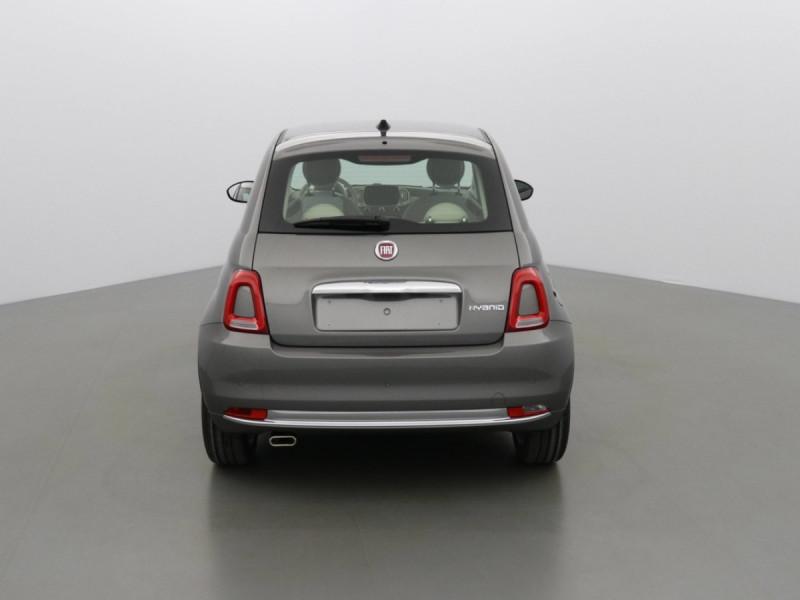 Photo 5 de l'offre de FIAT 500 SERIE 8 LOUNGE à 14290€ chez Centrale auto marché Périgueux