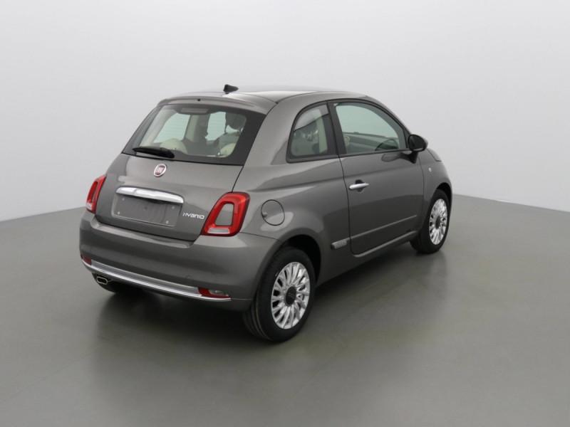 Photo 2 de l'offre de FIAT 500 SERIE 8 LOUNGE à 14290€ chez Centrale auto marché Périgueux