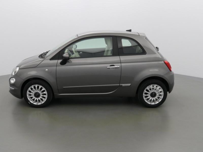 Photo 4 de l'offre de FIAT 500 SERIE 8 LOUNGE à 14290€ chez Centrale auto marché Périgueux