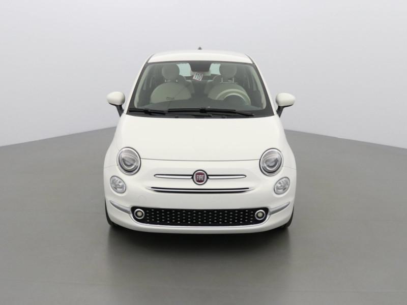 Photo 3 de l'offre de FIAT 500 SERIE 8 LOUNGE à 13960€ chez Centrale auto marché Périgueux