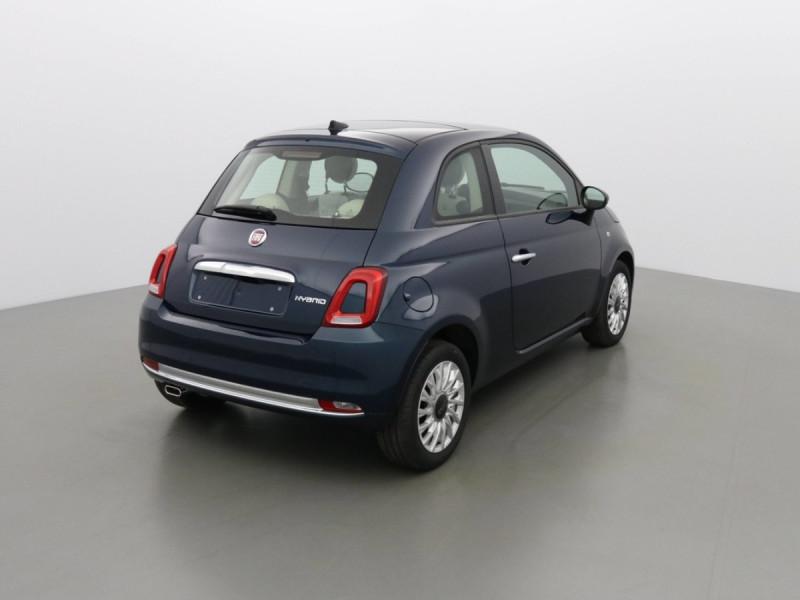 Photo 2 de l'offre de FIAT 500 SERIE 8 LOUNGE à 15066€ chez Centrale auto marché Périgueux