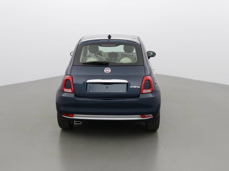 Photo 5 de l'offre de FIAT 500 SERIE 8 LOUNGE à 15066€ chez Centrale auto marché Périgueux