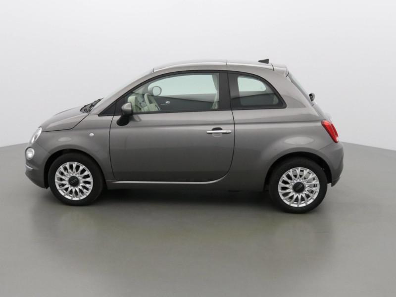 Photo 4 de l'offre de FIAT 500 SERIE 8 LOUNGE à 15066€ chez Centrale auto marché Périgueux