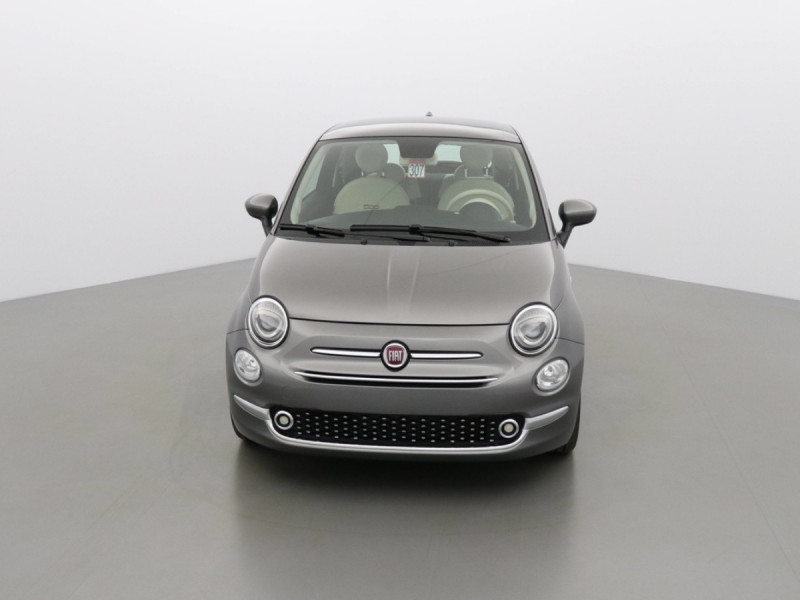 Photo 3 de l'offre de FIAT 500 SERIE 8 LOUNGE à 15066€ chez Centrale auto marché Périgueux
