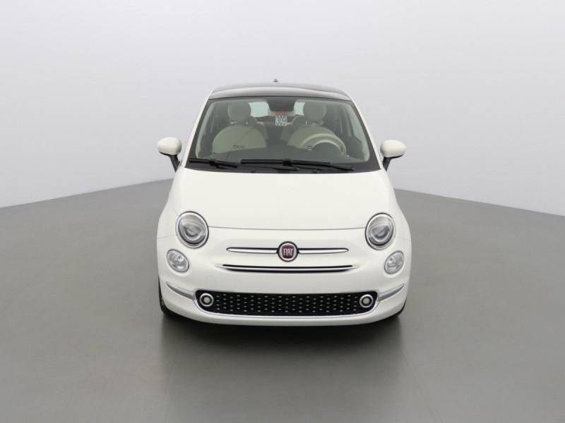 Photo 3 de l'offre de FIAT 500 SERIE 8 LOUNGE à 14714€ chez Centrale auto marché Périgueux