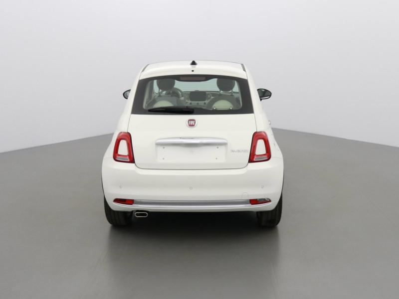 Photo 5 de l'offre de FIAT 500 SERIE 8 LOUNGE à 14714€ chez Centrale auto marché Périgueux