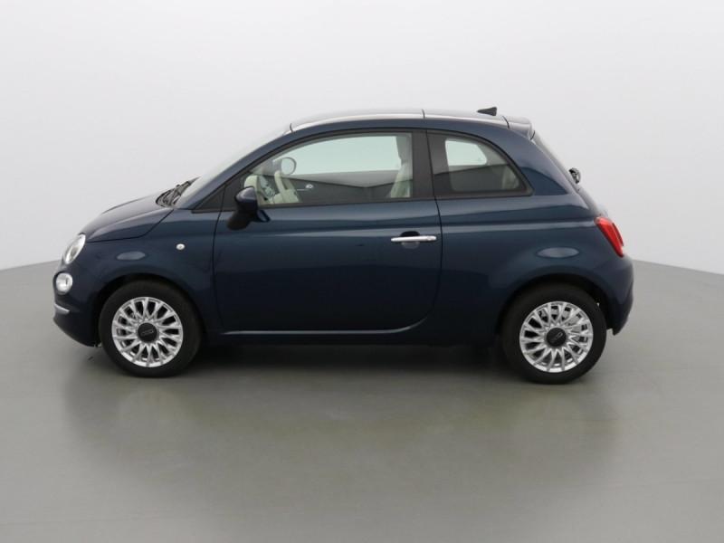 Photo 4 de l'offre de FIAT 500 SERIE 8 LOUNGE à 14714€ chez Centrale auto marché Périgueux