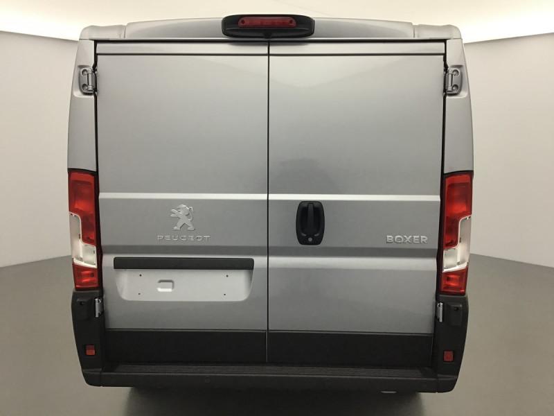 Photo 5 de l'offre de PEUGEOT BOXER FOURGON TOLE L1H1 PREMIUM à 27955€ chez Centrale auto marché Périgueux