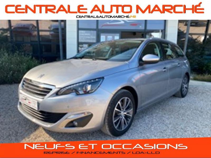 Peugeot 308 SW 1.6 BlueHDi 120ch SetS BVM6 Allure Diesel  Occasion à vendre