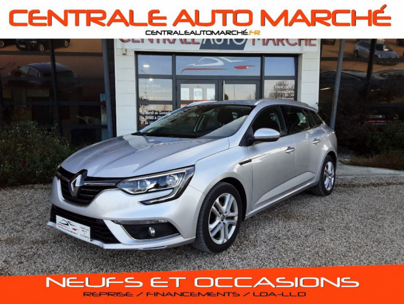 Renault MEGANE Mégane IV Estate Blue dCi 115 Business Diesel  Occasion à vendre
