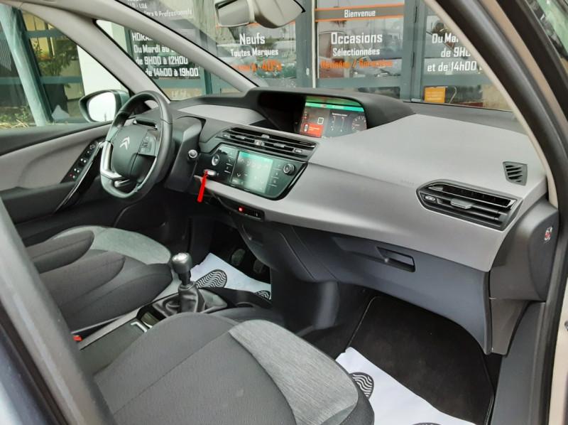 Photo 29 de l'offre de CITROEN C4 PICASSO C4 Picasso BlueHDi 120 SetS Feel à 14990€ chez Centrale Auto Marché Mussidan