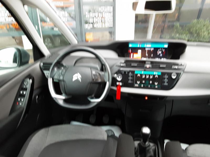 Photo 32 de l'offre de CITROEN C4 PICASSO C4 Picasso BlueHDi 120 SetS Feel à 14990€ chez Centrale Auto Marché Mussidan