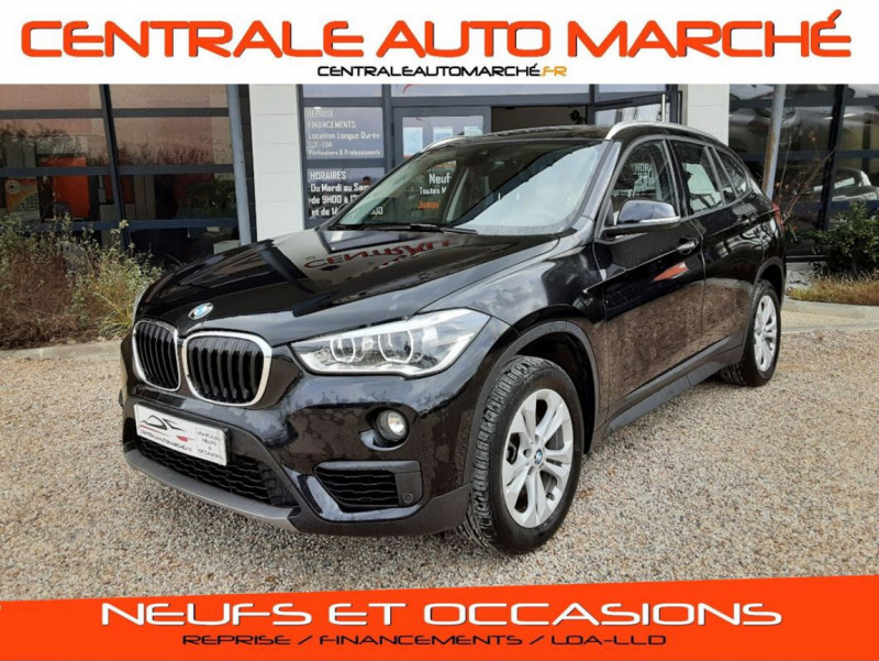 Bmw X1 sDrive 18d 150 ch BVA8 Business Diesel  Occasion à vendre