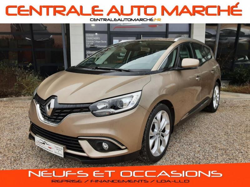 Renault GRAND SCENIC dCi 110 Energy EDC Business 7 pl Diesel  Occasion à vendre