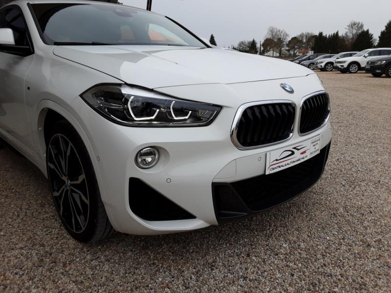 Photo 28 de l'offre de BMW X2 xDrive 20d 190 ch BVA8 M Sport X à 40500€ chez Centrale Auto Marché Mussidan