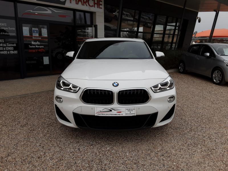 Photo 32 de l'offre de BMW X2 xDrive 20d 190 ch BVA8 M Sport X à 40500€ chez Centrale Auto Marché Mussidan