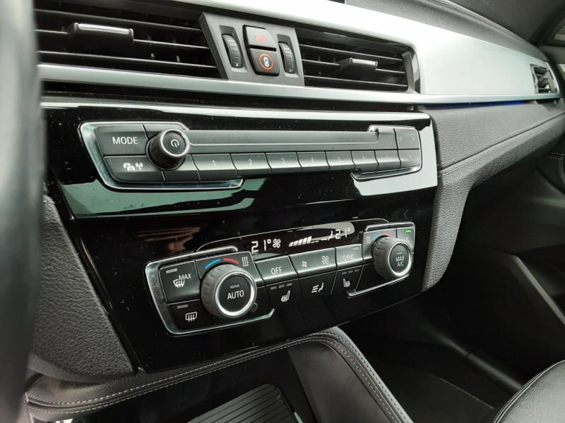 Photo 18 de l'offre de BMW X2 xDrive 20d 190 ch BVA8 M Sport X à 40500€ chez Centrale Auto Marché Mussidan