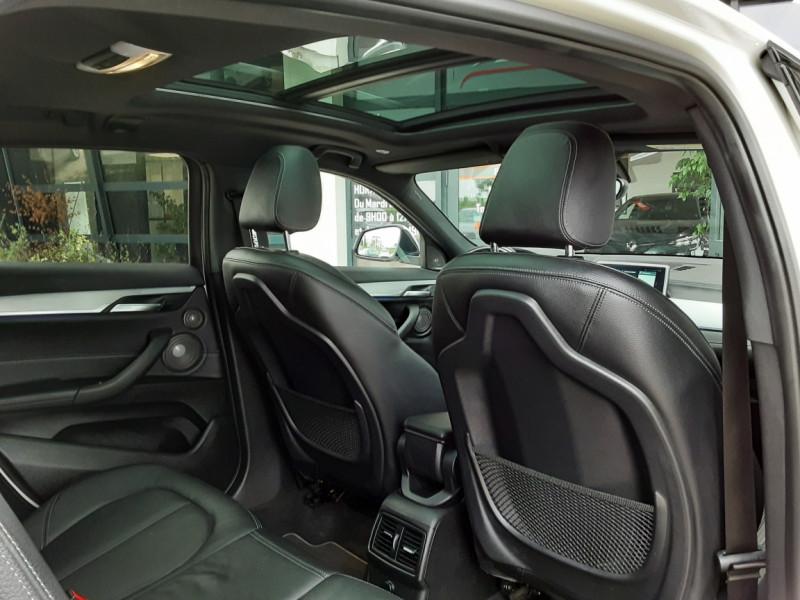 Photo 8 de l'offre de BMW X2 xDrive 20d 190 ch BVA8 M Sport X à 40500€ chez Centrale Auto Marché Mussidan