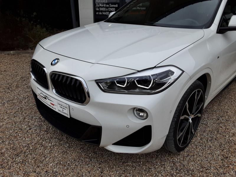 Photo 34 de l'offre de BMW X2 xDrive 20d 190 ch BVA8 M Sport X à 40500€ chez Centrale Auto Marché Mussidan