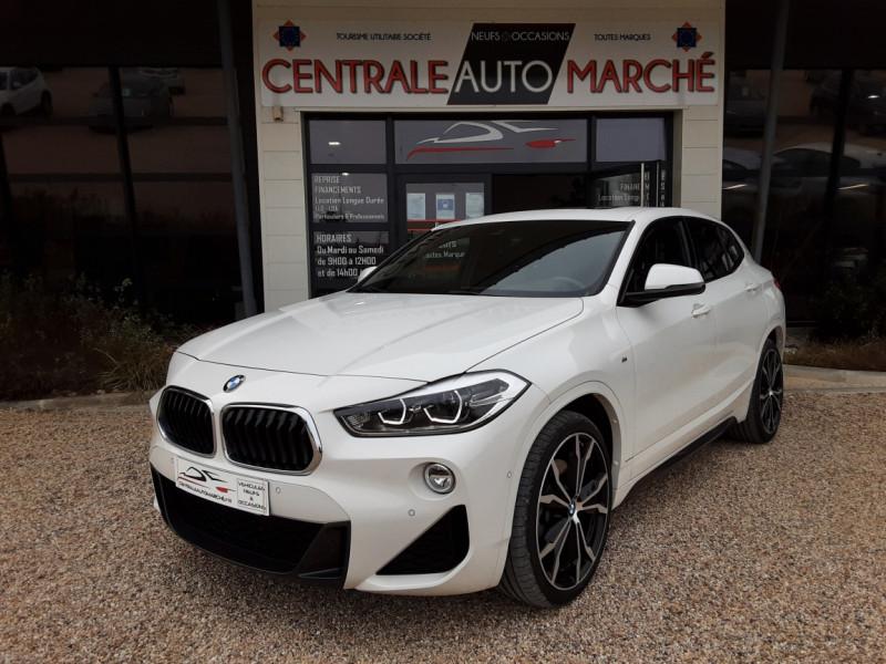 Photo 30 de l'offre de BMW X2 xDrive 20d 190 ch BVA8 M Sport X à 40500€ chez Centrale Auto Marché Mussidan
