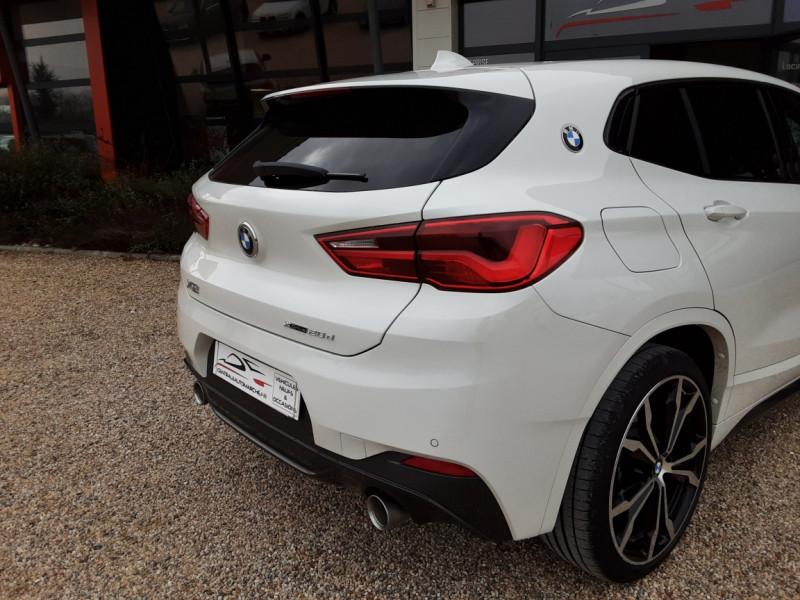 Photo 39 de l'offre de BMW X2 xDrive 20d 190 ch BVA8 M Sport X à 40500€ chez Centrale Auto Marché Mussidan