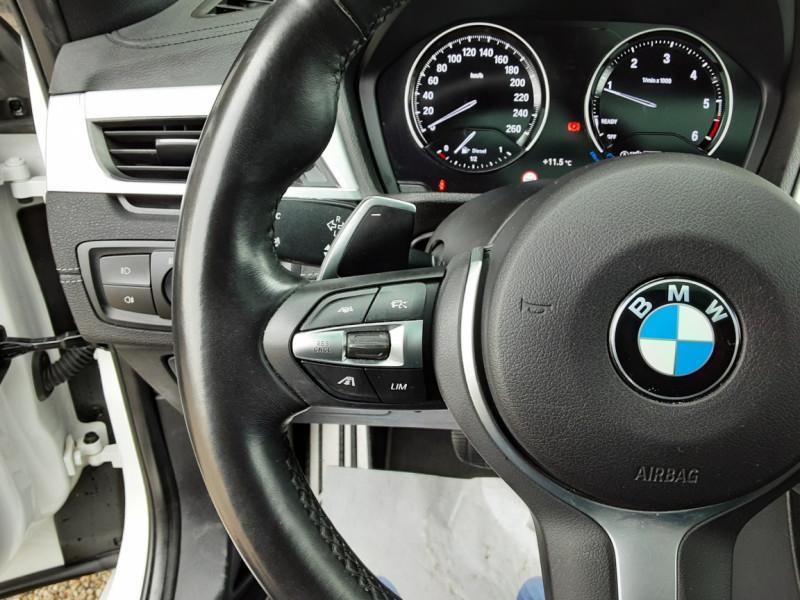 Photo 17 de l'offre de BMW X2 xDrive 20d 190 ch BVA8 M Sport X à 40500€ chez Centrale Auto Marché Mussidan