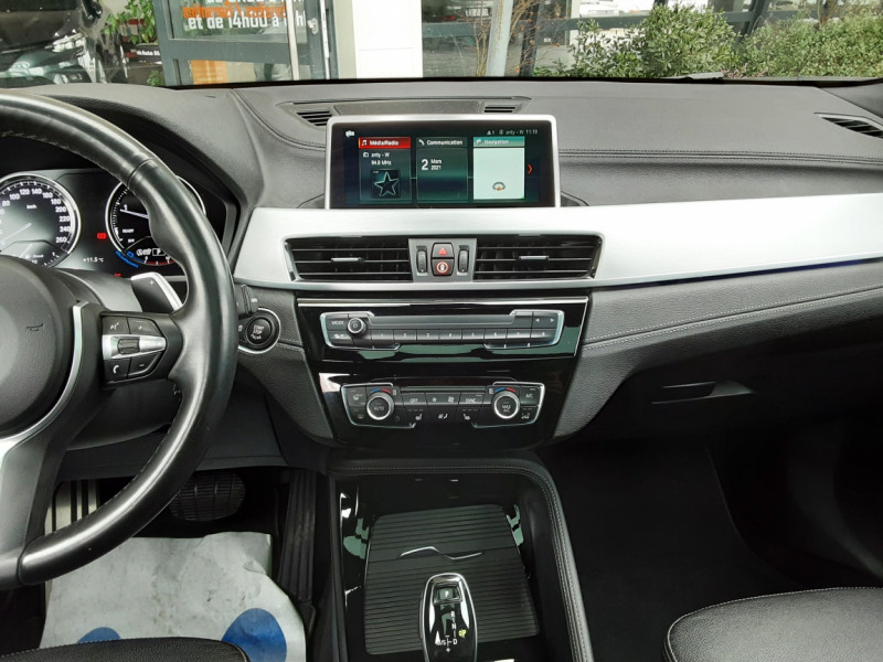 Photo 12 de l'offre de BMW X2 xDrive 20d 190 ch BVA8 M Sport X à 40500€ chez Centrale Auto Marché Mussidan