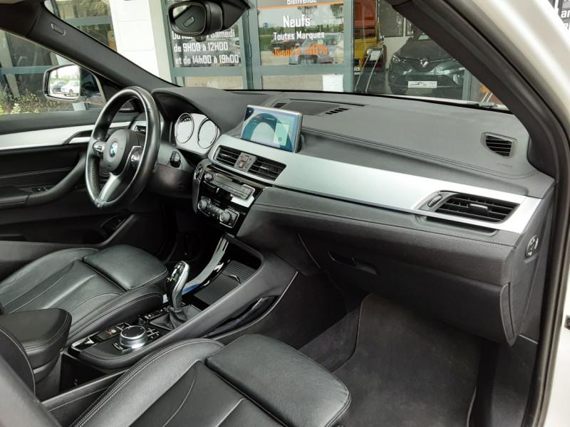 Photo 7 de l'offre de BMW X2 xDrive 20d 190 ch BVA8 M Sport X à 40500€ chez Centrale Auto Marché Mussidan