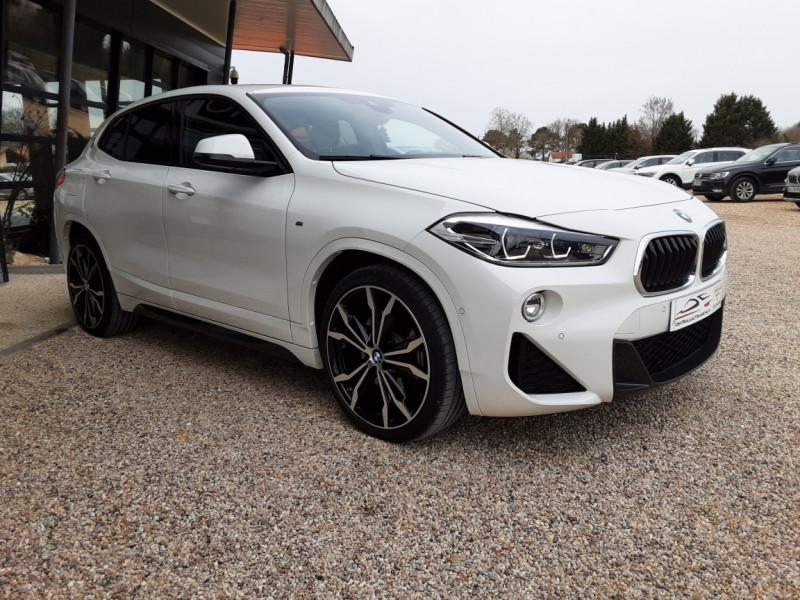 Photo 33 de l'offre de BMW X2 xDrive 20d 190 ch BVA8 M Sport X à 40500€ chez Centrale Auto Marché Mussidan