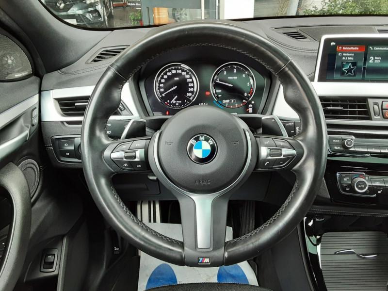 Photo 15 de l'offre de BMW X2 xDrive 20d 190 ch BVA8 M Sport X à 40500€ chez Centrale Auto Marché Mussidan
