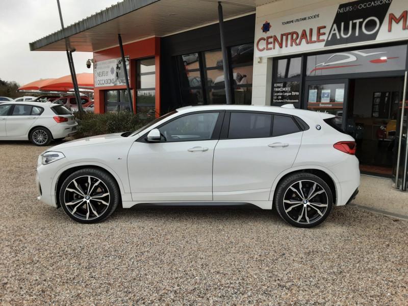 Photo 31 de l'offre de BMW X2 xDrive 20d 190 ch BVA8 M Sport X à 40500€ chez Centrale Auto Marché Mussidan
