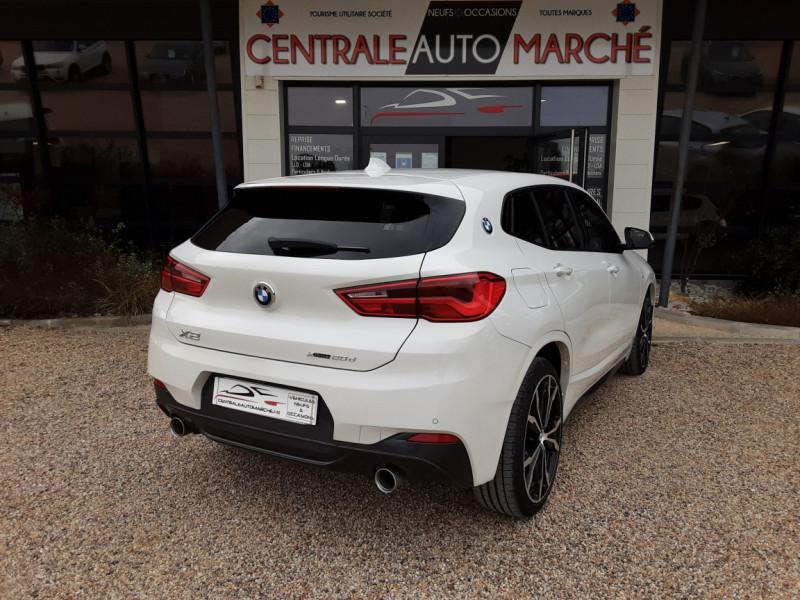 Photo 35 de l'offre de BMW X2 xDrive 20d 190 ch BVA8 M Sport X à 40500€ chez Centrale Auto Marché Mussidan