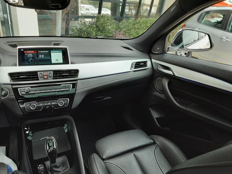 Photo 10 de l'offre de BMW X2 xDrive 20d 190 ch BVA8 M Sport X à 40500€ chez Centrale Auto Marché Mussidan