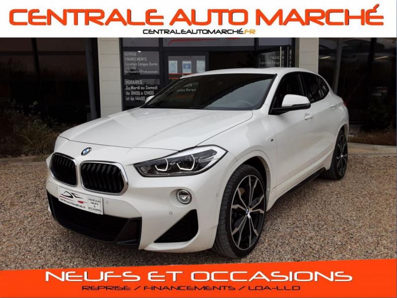 Photo 1 de l'offre de BMW X2 xDrive 20d 190 ch BVA8 M Sport X à 40500€ chez Centrale Auto Marché Mussidan