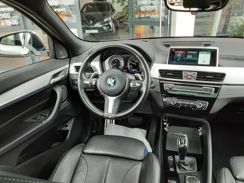 Photo 16 de l'offre de BMW X2 xDrive 20d 190 ch BVA8 M Sport X à 40500€ chez Centrale Auto Marché Mussidan