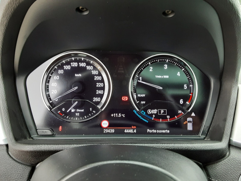 Photo 19 de l'offre de BMW X2 xDrive 20d 190 ch BVA8 M Sport X à 40500€ chez Centrale Auto Marché Mussidan