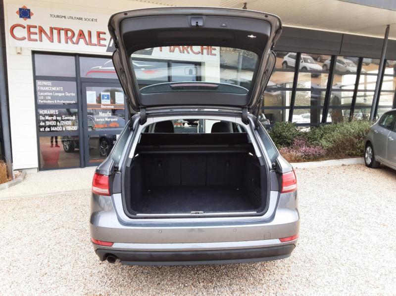 Photo 13 de l'offre de AUDI A4 Avant 2.0 TDI ultra 150 S tronic 7 Business Line à 21900€ chez Centrale Auto Marché Mussidan