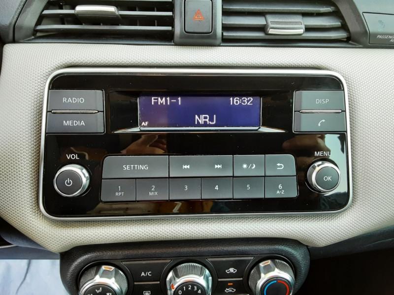 Photo 45 de l'offre de NISSAN MICRA 1.0 - 71 Visia Pack à 10490€ chez Centrale Auto Marché Mussidan