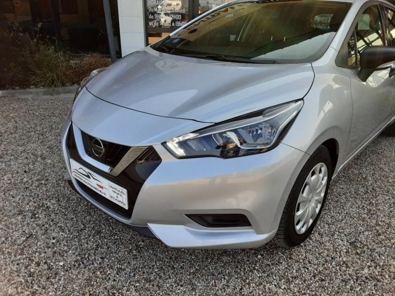 Photo 4 de l'offre de NISSAN MICRA 1.0 - 71 Visia Pack à 10490€ chez Centrale Auto Marché Mussidan