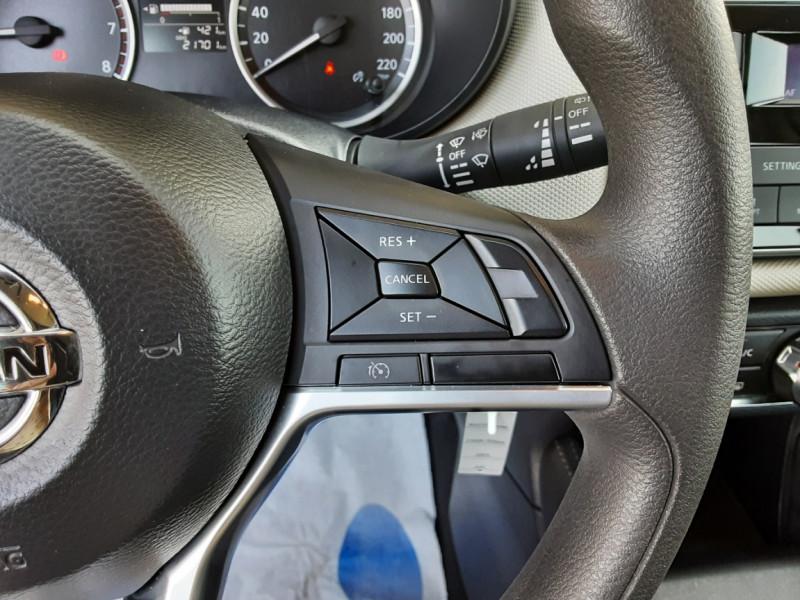Photo 43 de l'offre de NISSAN MICRA 1.0 - 71 Visia Pack à 10490€ chez Centrale Auto Marché Mussidan