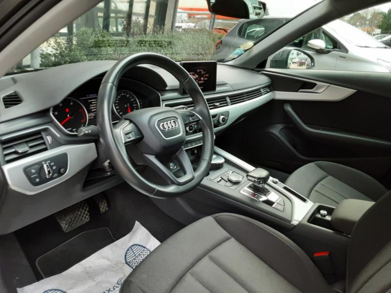 Photo 21 de l'offre de AUDI A4 Avant 2.0 TDI ultra 150 S tronic 7 Business Line à 21900€ chez Centrale Auto Marché Mussidan