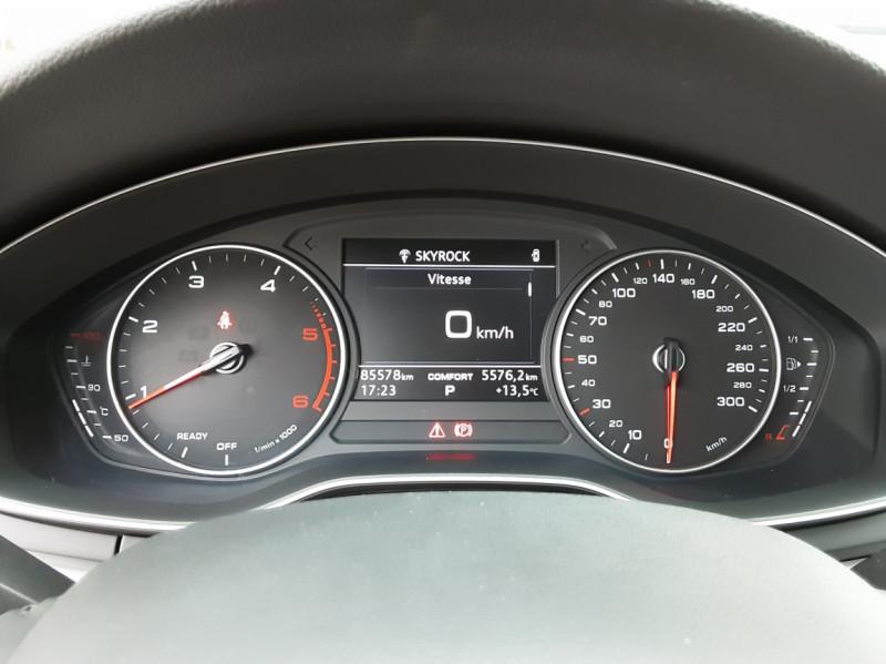 Photo 38 de l'offre de AUDI A4 Avant 2.0 TDI ultra 150 S tronic 7 Business Line à 21900€ chez Centrale Auto Marché Mussidan