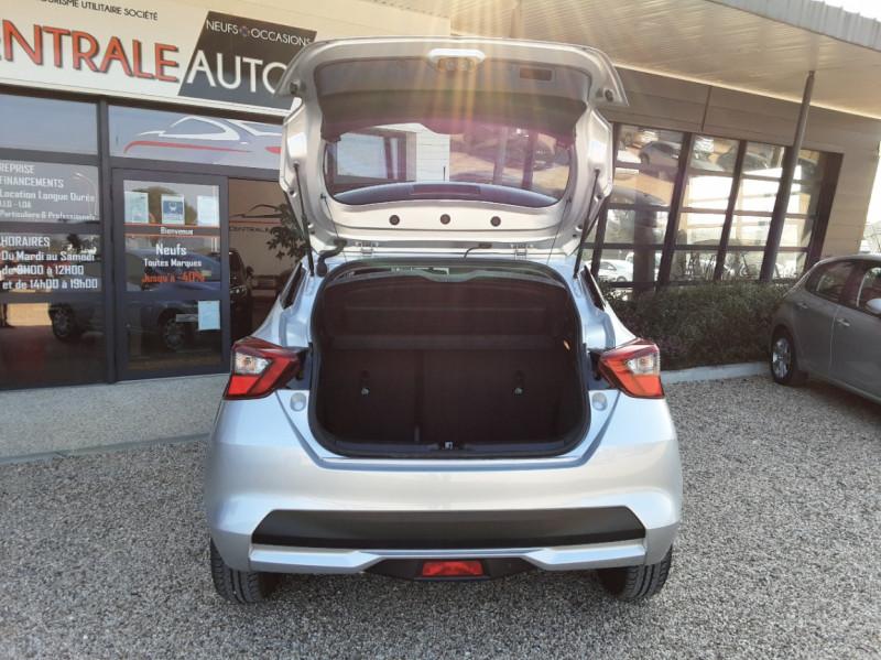 Photo 14 de l'offre de NISSAN MICRA 1.0 - 71 Visia Pack à 10490€ chez Centrale Auto Marché Mussidan