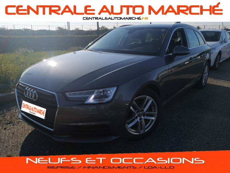 Photo 1 de l'offre de AUDI A4 Avant 2.0 TDI ultra 150 S tronic 7 Business Line à 21900€ chez Centrale Auto Marché Mussidan