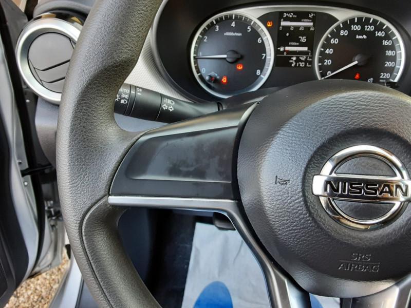 Photo 42 de l'offre de NISSAN MICRA 1.0 - 71 Visia Pack à 10490€ chez Centrale Auto Marché Mussidan
