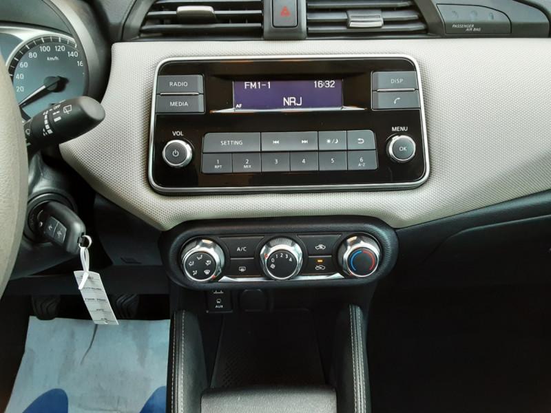 Photo 33 de l'offre de NISSAN MICRA 1.0 - 71 Visia Pack à 10490€ chez Centrale Auto Marché Mussidan
