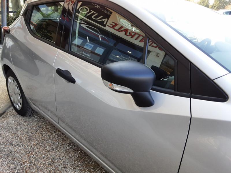 Photo 6 de l'offre de NISSAN MICRA 1.0 - 71 Visia Pack à 10490€ chez Centrale Auto Marché Mussidan